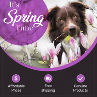 BargainPetProducts is an eBay store selling pet products. The Spring season's sale is still going on...