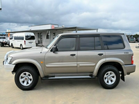 VERY RARE NISSAN PATROL Ti WAGON WITH ONLY 162400 KMS. LOG BOOKS. IMMACULATE CONDITION. A MUST TO...