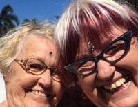 Judy Reardon & Barbara ScottFairy 1 & Fairy 2Grammy & NinYou were both taken from us...