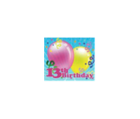 Isabel RobinsonHappy 13th BirthdayWishing you a wonderful birthdayOfficially a Teenager!Have a great...