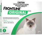 FRONTLINE ORIGINAL FLEA PROTECTION FOR CATS