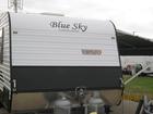 CARAVAN - BLUE SKY VIENTO 2013