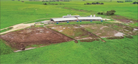 Land Size: 64.5ha (159 acres) Grazing land, 17ML water licence. Undercover all steel sheds x 2 and...