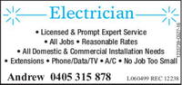● Reliable & Prompt & Expert Service ● All Jobs ● Reasonable Rates● All Domestic &...