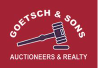 Goetsch & Sons AuctioneersAntiques & Collectables AuctionA/C Michael ShearerSATURDAY 30th...