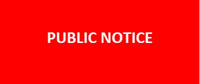 Notice of Application for Approval of Premises as Suitable for Gaming under the Gambling Regulation Act...