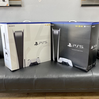 The console is brand new, factory sealed, and has 2 years Sony warranty.Available in Standard and...