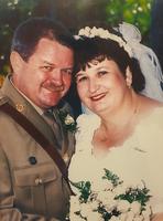 Mark and Jan AllenCelebrating 25 wonderful years togetherMarried 2nd November, 1996Hope each day you've...