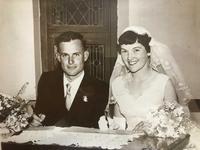 Happy 65th Wedding AnniversaryNoel & Toots Laube 27.10.1956Congratulations Mum and DadLots of Love...