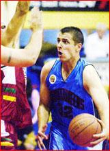 Bill Romano most valuable player.Picture:Kevin Farmer