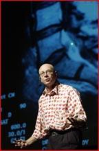 Science commentator Dr Karl Kruszelnicki. Picture: Kevin Farmer
