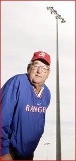 Rangers president Ian Luchterhand. Picture: NEVILLE MADSEN