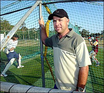 SKIPPER of defending premiers Palm Beach Jason Lavender has welcomed the arrival of stylish batsman Peter Bruhn.