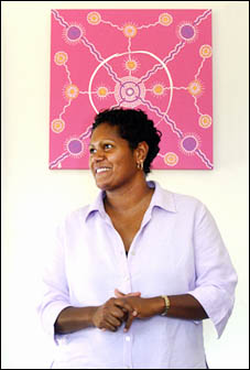 Bridgitte Davis can see the clear road of life ahead after breaking free from a mire of drugs, alcohol, violence and prison.