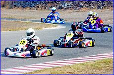 Gladstone has been chosen 2005 Queensland Bitumen Kart Championships