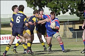 FULLSTRETCH: New Zealand?s Matthew Richardson
