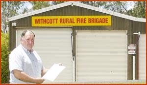 Gatton Shire Mayor Steve Jones. Picture: NEVILLE MADSEN?