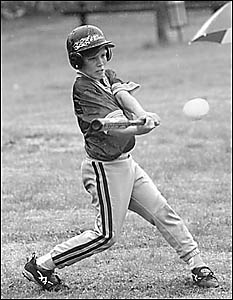 TWEED Primary?s Cohen Lockhart makes his debut for NSW at the National Softball Titles in Brisbane next week.