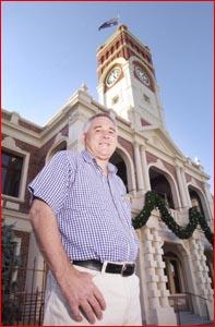 New Gatton Shire Council CEO Colin O?Connor. Picture: SCOTT FLETCHER?