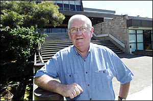 TWEED Shire?s long-serving administration manager Brian Donaghy retires tomorrow after 30 years with Tweed Shire Council