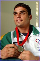 Olympic Games bronze medallist Ben McEachran is seeking a Commonwealth Game spot