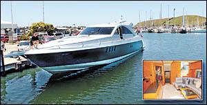 The Iopener at Coffs Harbour International Mariner