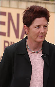 ENOUGH: Opposition spokeswoman for Juvenile Justice Catherine Cu- sack yesterday criticised the Carr Government.