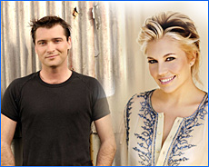 Adam Brand and Melinda Schneider have confirmed they will appear at the Gladstone Harbour Festival at Easter.