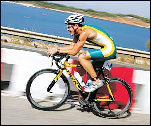Canberra?s Simon Thompson will go into tomorrow?s men?s elite sprint format triathlon in Coffs Harbour.