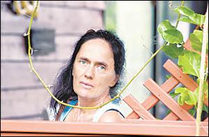 FREEDOM FIGHTER: Byron Bay refugee activist Parijat Wismer was instrumental in helping to free Cornelia Rau