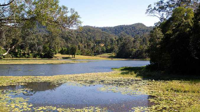 Old age is one of the reasons the Tallebudgera Creek Dam needs a complete upgrade ? or else it may be demolished.
