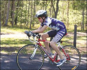 Mat Thompson has been named in the Sydney Academy of Sport Under-19  triathlon team.