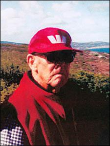 IDENTIFIED: James Errol Lane, who went missing at Evans Head last year.