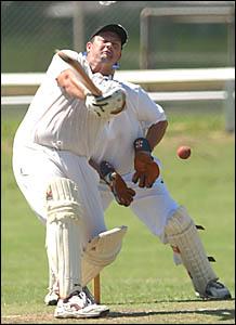 Tucabia?s Scott Amos was in fine form.