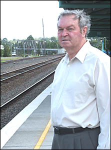 Former railway worker Roy Grace laments the end of an era as staff at South Grafton?s rail office prepare to close its doors.