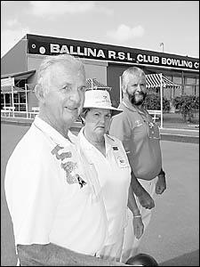 Ballina RSL Bowling Club presidents