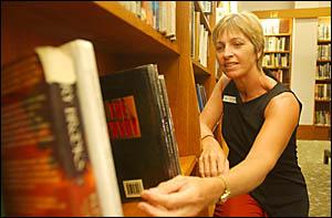 Dan Brown?s The Da Vinci Code is in short supply for readers, as librarian Noelene Grace will testify.