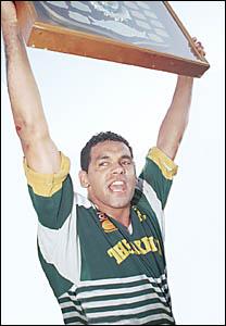 Flashback to 1997: Matt Donovan celebrates the glory days for Orara Valley.