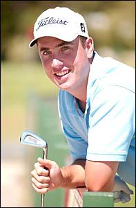 TheAce: Yamba golf star Adam Wiseman