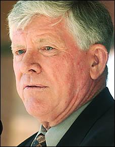 Veteran of five campaigns including Korea, Borneo, New Guinea, Malaya and Vietnam, Tony Perriman.