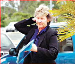 All charges against Debbie Drews have been dropped.  Picture: FIONA RICHARDSON
