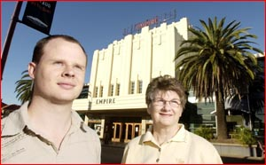 Graham and Marilyn Allum are still  waiting for fire compensation.  Picture: NEVILLE MADSEN