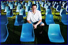 Kieren Perkins visited Gladstone on Saturday for the Qantas Regional Swim Clinic at the Gladstone Aquatic Centre.