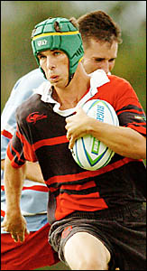 Coffs Rugby are back in action today with a match against Hastings Vikings at Coffs Rugby Park. FILE PHOTO