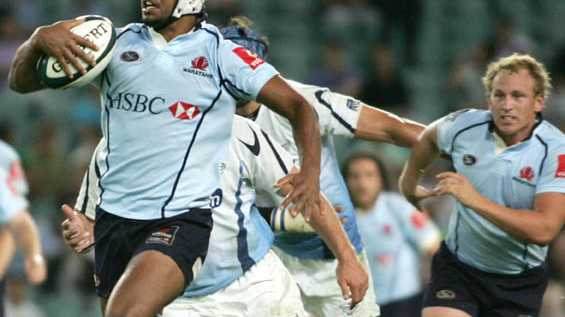 An Injury to Stirling Mortlock has given Waratahs centre Morgan Turinui the chance to return to the Wallabies starting line-up