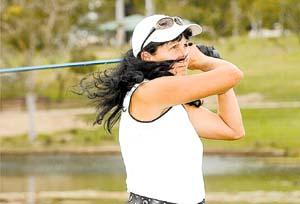 Women's golf a winner