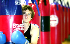 COME A LONG WAY: Hard-hitting boxer Kurt Hansson,14.