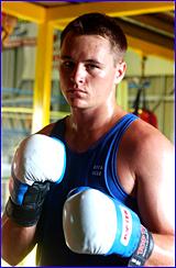 Gladstone boxer Daniel Beahan?s Commonwealth Games journey begins tomorrow night when he fights in Brisbane.