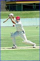 Former Gladstone batsman Nathan Reardon is looking forward to his Central Queensland return.