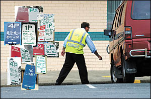 Call for more all-day parking